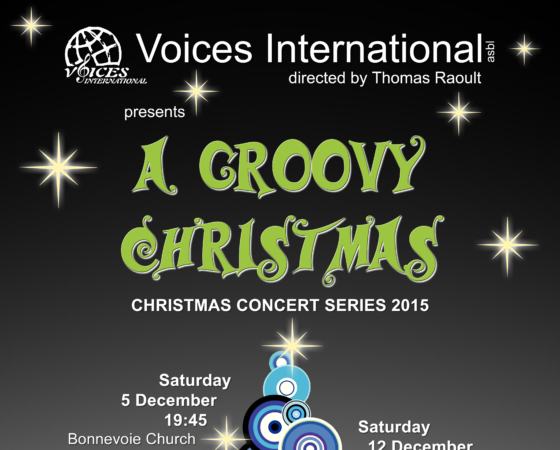 Voices International 2015 Christmas Ad